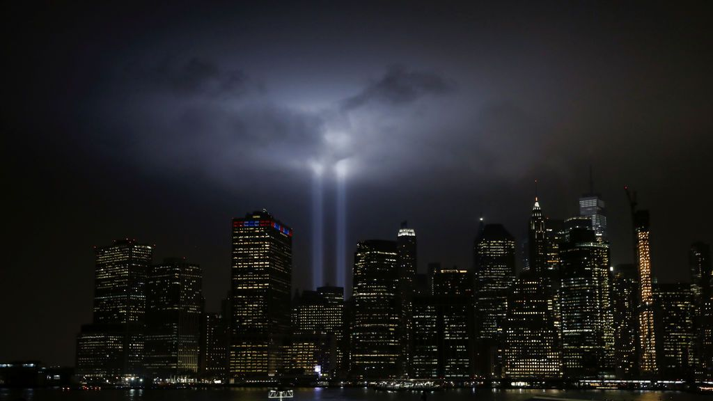 Las Torres Gemelas regresan a Nueva York por una noche