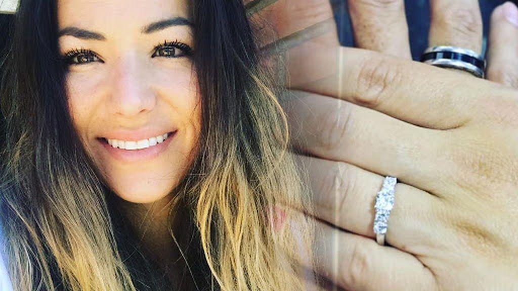 Sonia Walls 'GH 14' cuenta los días para su boda y se reencuentra con alguno de sus compañeros
