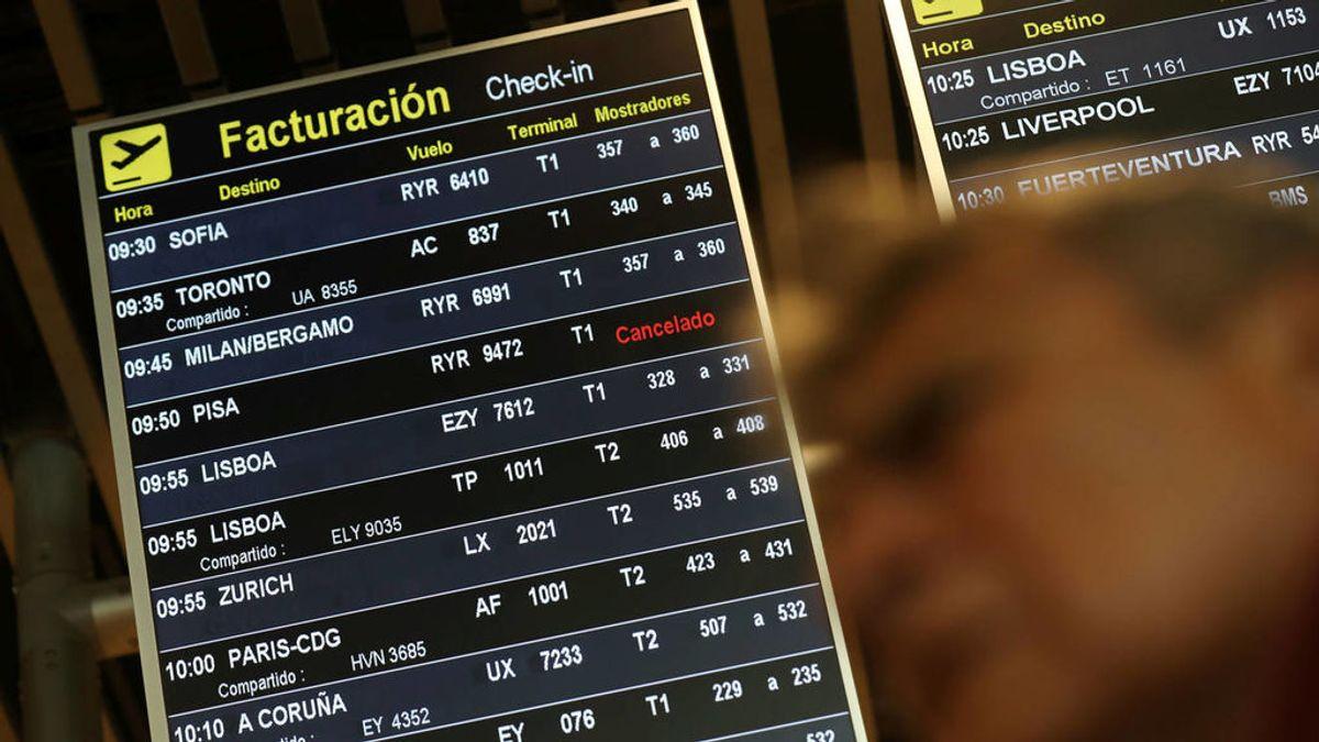 Las aerolíneas también tienen que devolverte las comisiones de los vuelos cancelados