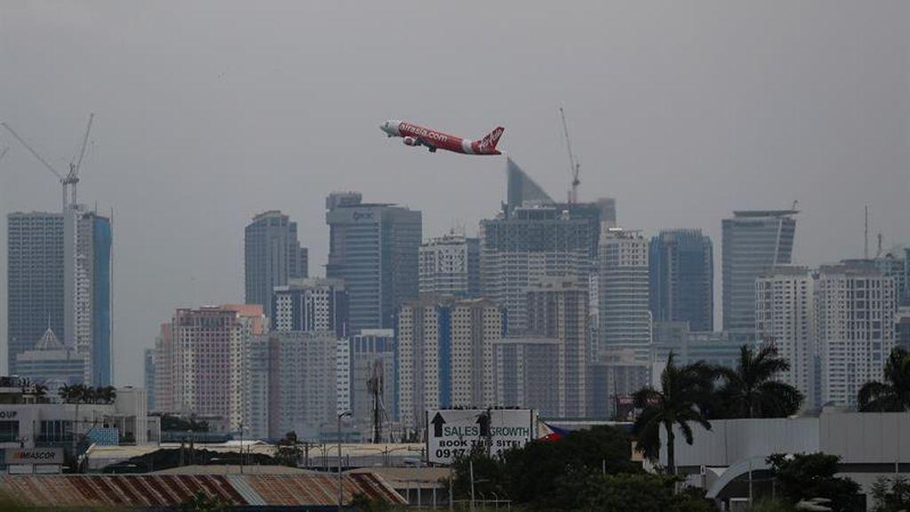 Filipinas se prepara para el tifón Mangkhut