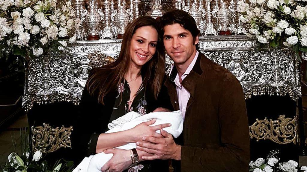 Todo lo que se sabe del bautizo del hijo de Eva González y Cayetano Rivera