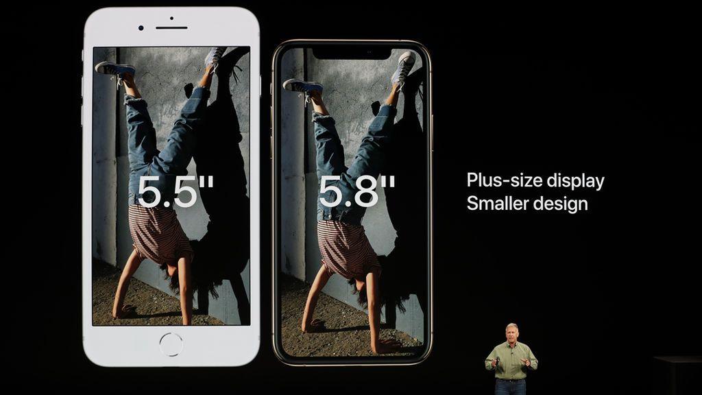 El nuevo iPhone Xs