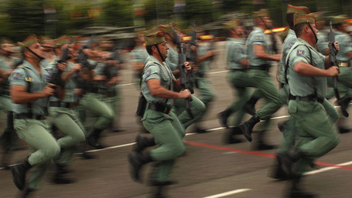Los militares mayores de 45 podrían quedarse en el Ejército