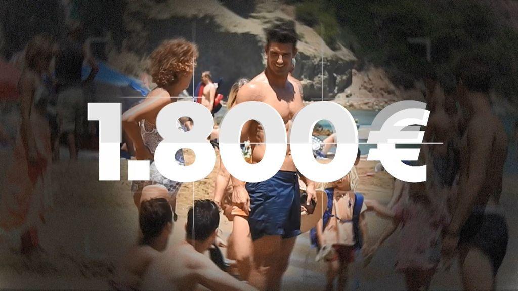 ¡Unas imágenes rápidas a Aitor Ocio por un valor de 1.800 euros!