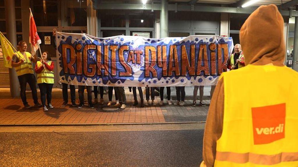 La sede alemana de Ryanair seguirá luchando por sus derechos