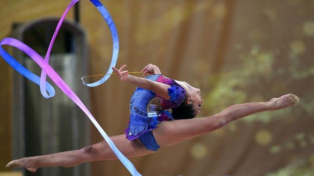 Mundiales de gimnasia rítmica en Bulgaria