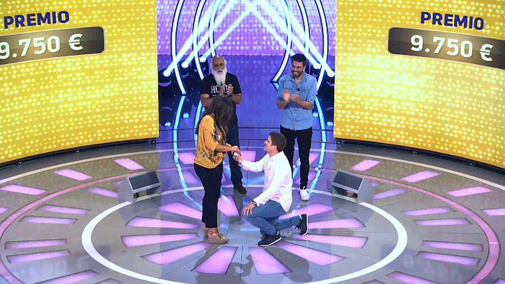 Rafa y Silvia ganan… ¡y se casan!