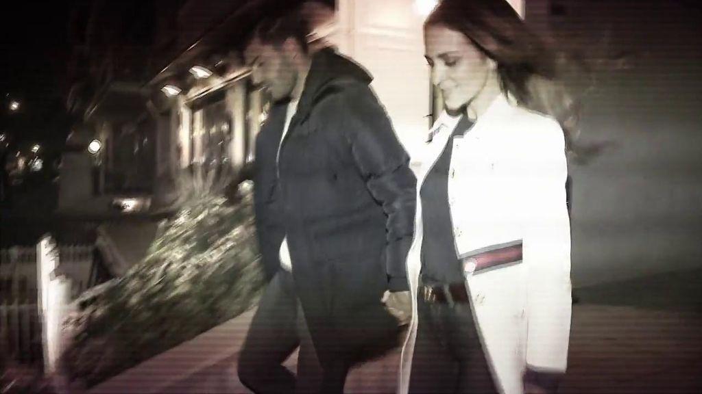 Paula Echebarría y Miguel Torres