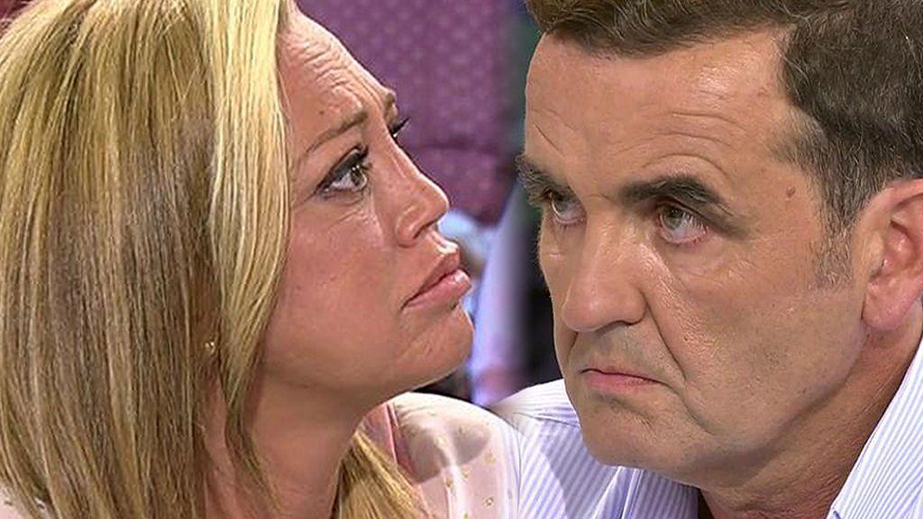 """Antonio Montero, del silencio de Belén Esteban sobre su hija: """"¿Por qué no lo pensaste antes?"""""""