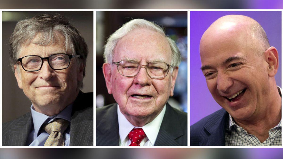Son millonarios y, aunque a veces cueste creerlo, también filantrópos