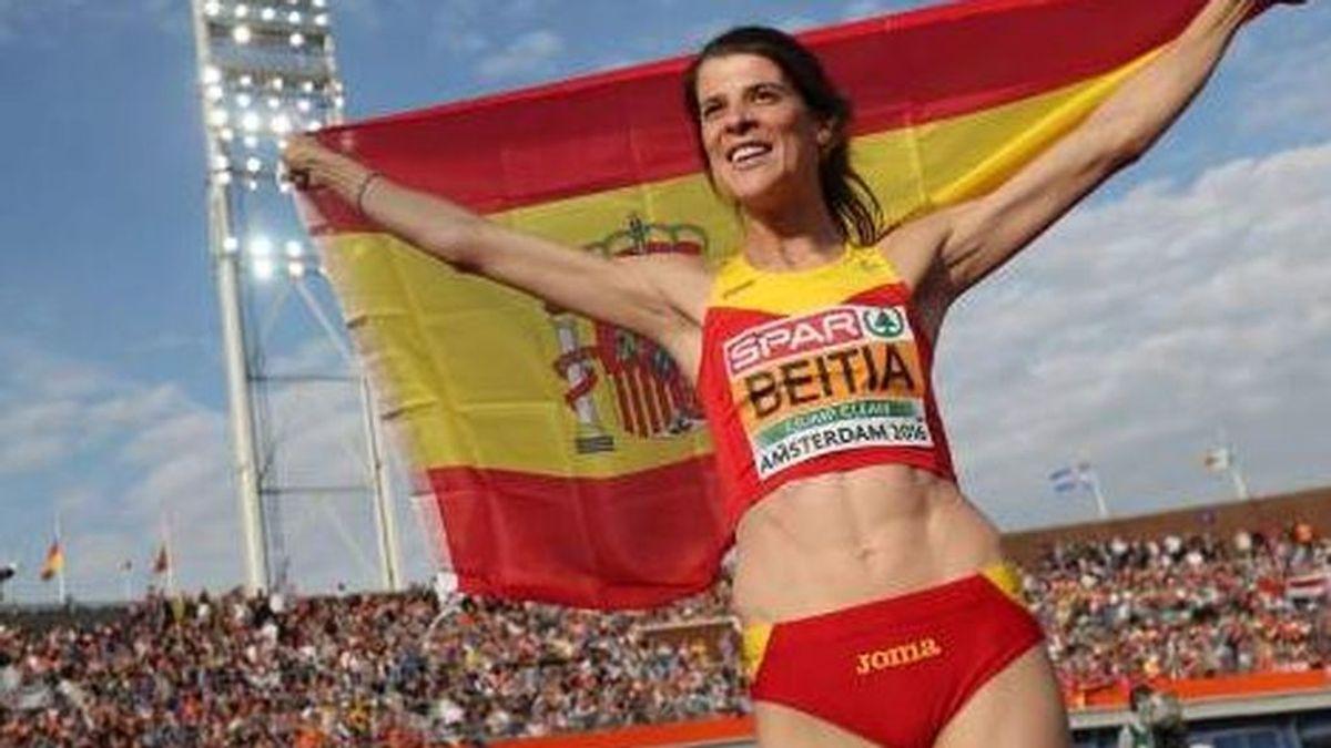 Más políticos deportistas: El PP da el salto y ficha a la medallista olímpica Ruth Beitia