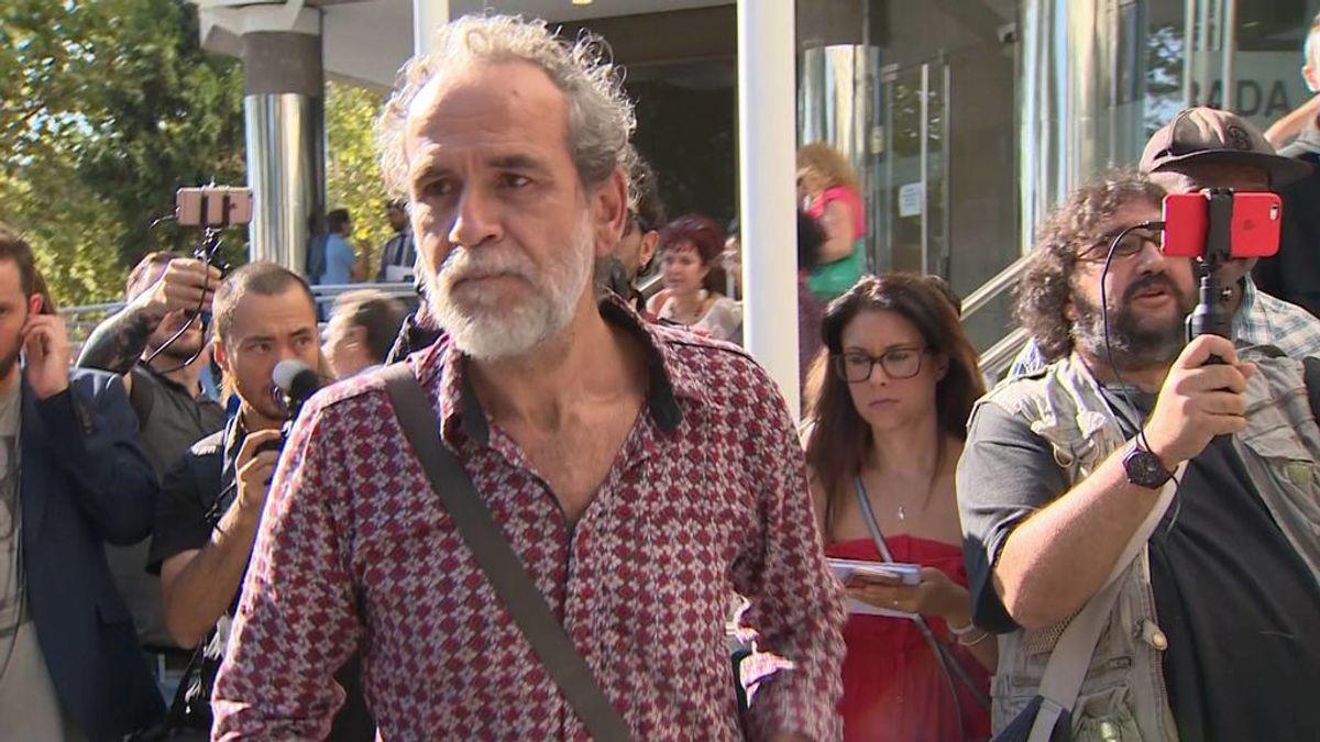 """Willy Toledo se defiende ante el juez invocando a la """"libertad de expresión"""""""
