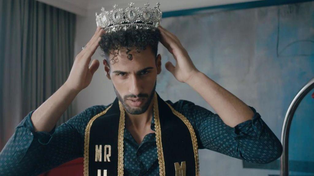 """Asraf Beno se presenta en 'GH VIP 6': """"Siempre me ha gustado ser un poco famoso"""""""