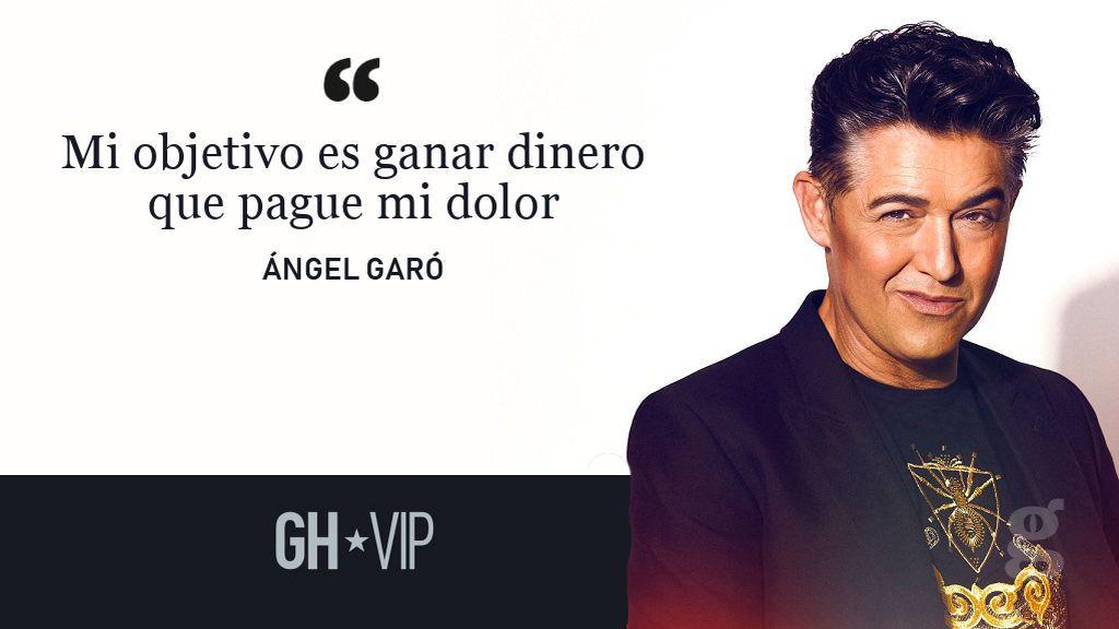 Frase de Ángel Garó