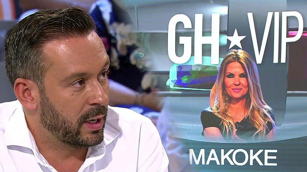 "Kike Calleja, sobre el futuro de Makoke tras 'GH VIP': ""Se va una larga temporada a Milán para estar junto a su hija Ana"""