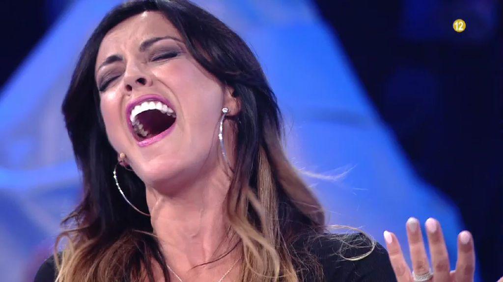 La cantante Merche, invitada especial en un 'Volverte a ver' muy familiar