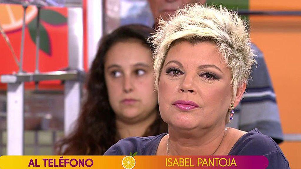"""Isabel Pantoja: """"Mi nieto está con su padre y con su abuela que es con quien debe estar"""""""