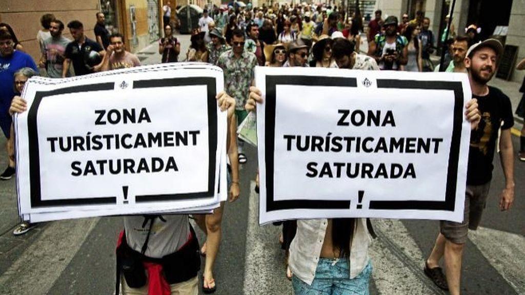 manifestacion vivida turistica