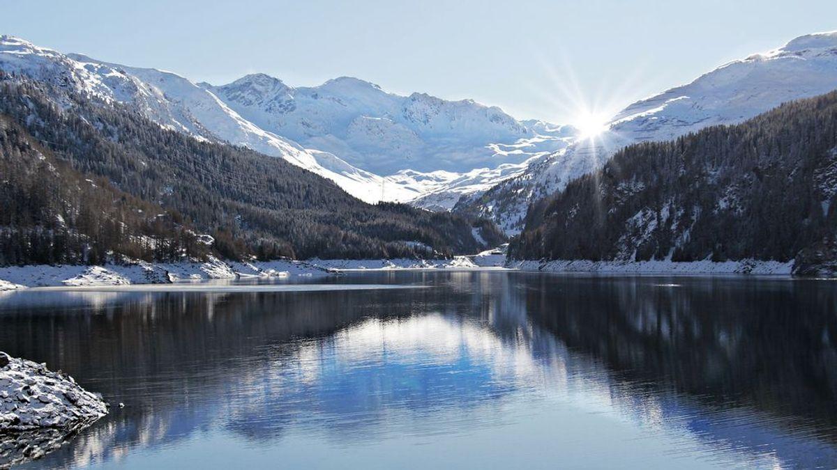 Suiza, el país donde la nieve desaparece