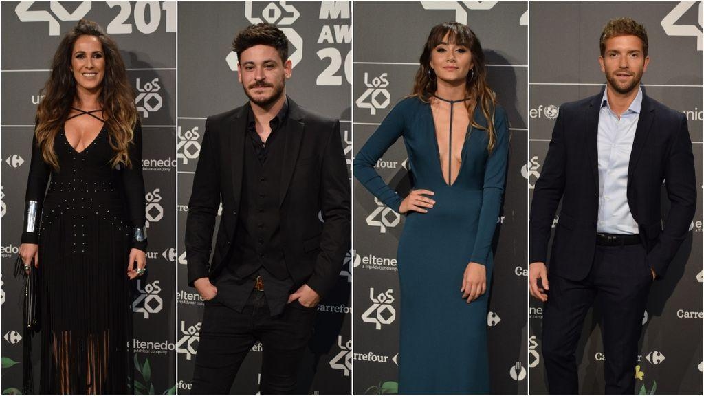 Aciertos y errores de la cena de nominados de Los 40 Music Awards