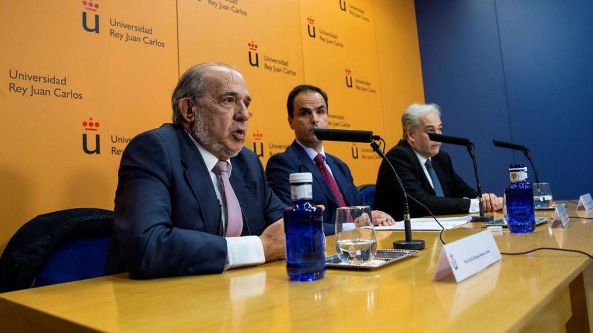 Nepotismo y endogamia: máster de éxito de la Universidad Rey Juan Carlos