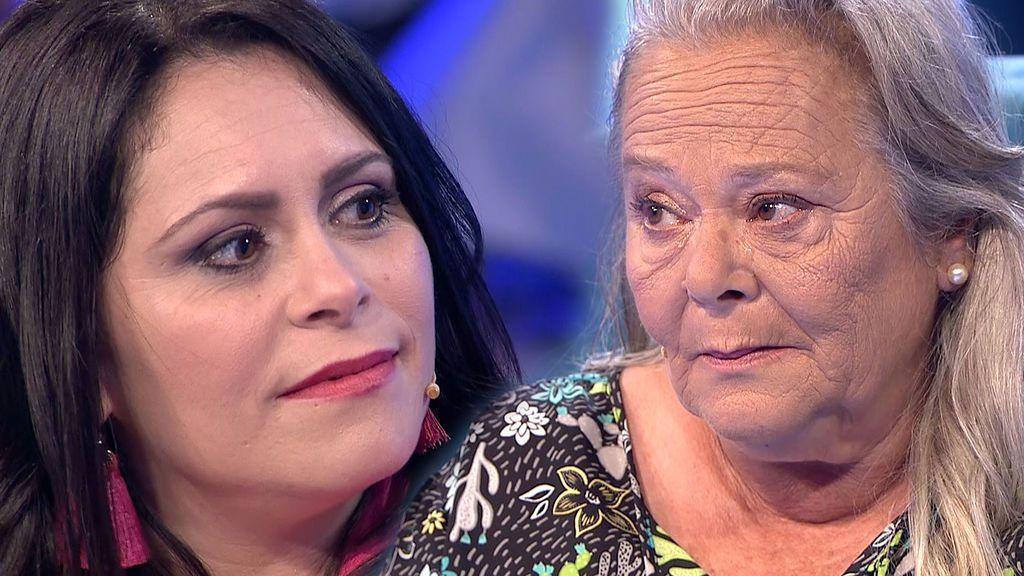 """Natalia busca a su hermana y se encuentra con su madre biológica: """"Para mí ella no es mi madre"""""""