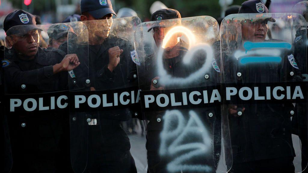 Paz para Nicaragua