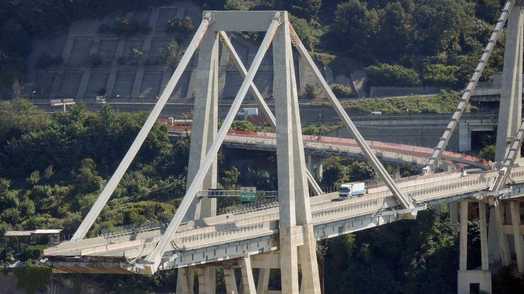 Génova recuerda un mes después a los 42 muertos en el derrumbe del puente