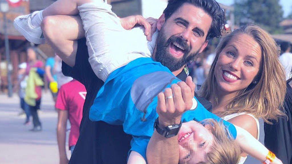 Juntos pero no revueltos: Valeria empieza el cole y Yoli y Jonathan comparten este momento