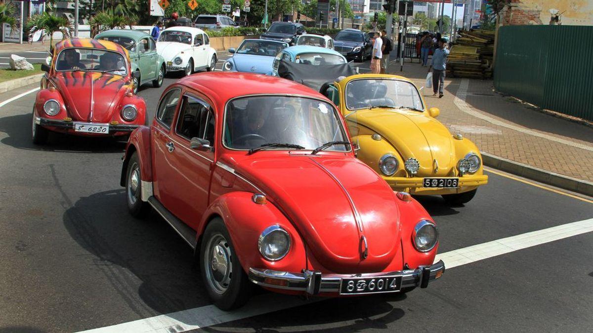 Adiós al 'Escarabajo': Volkswagen detendrá su fabricación en 2019