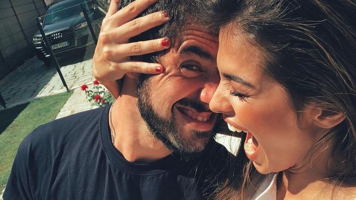 Isco, Sara Sálamo y su romántico mensaje oculto en Instagram