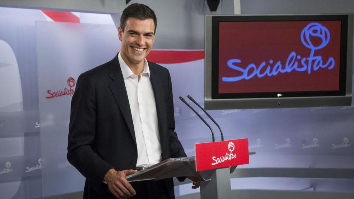 Sánchez celebra el día de la democracia con un tuit