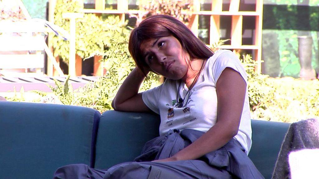 Isa Pantoja se confiesa en la casa de 'GH VIP 6'