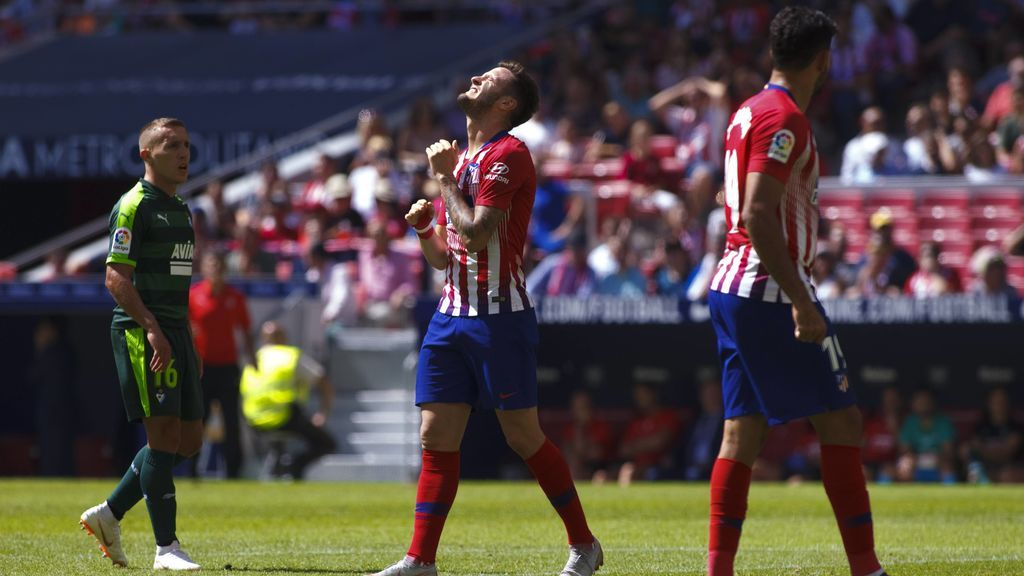 El Atlético de Madrid vuelve a tropezar (1-1)