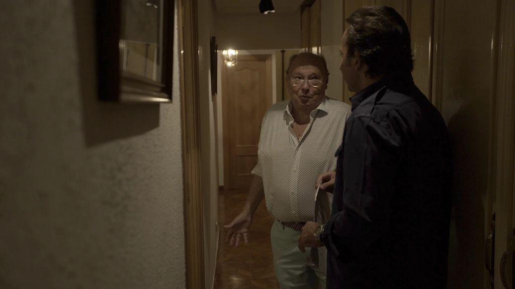 Cuarto Milenio | El inspector Negri regresa a la casa de Estefanía ...
