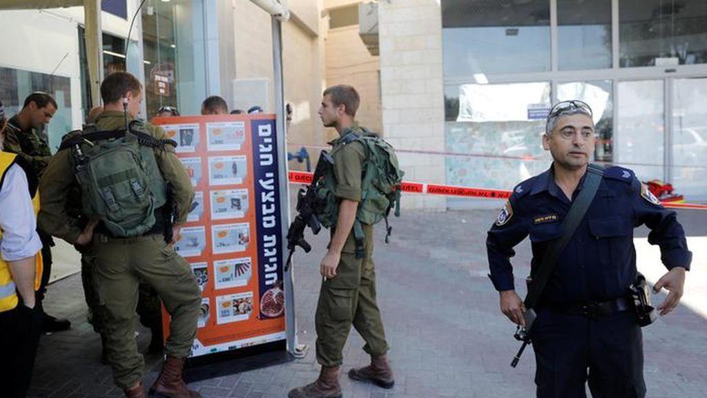 Un palestino mata con un cuchillo a un israelí en Cisjordania