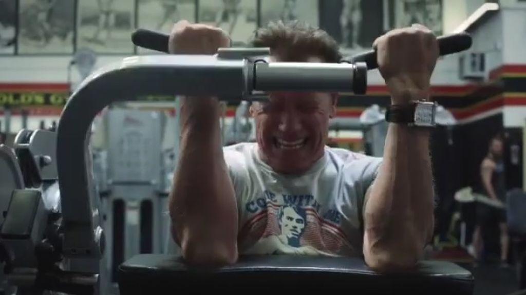 El duro entrenamiento de Arnold Schwarzenegger, a sus 71 años, para volver a interpretar a Terminator