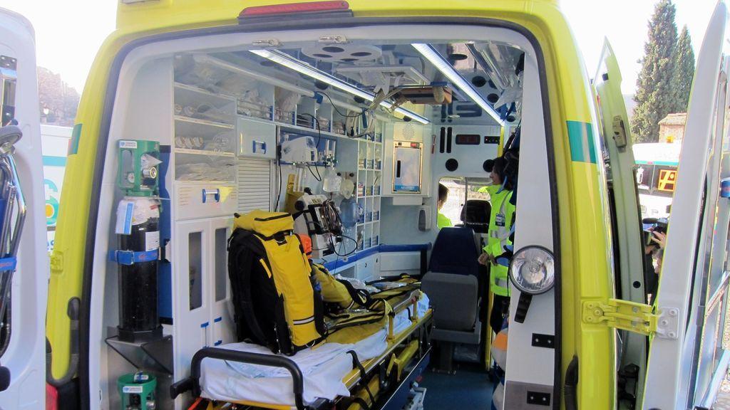 Un hombre muere tras tener un accidente de quad en Güevéjar, en Granada