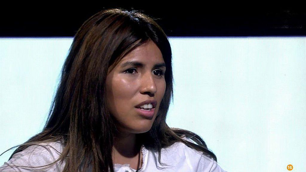 """Isa Pantoja reacciona a las dolorosas palabras de su madre: """"No me lo creo"""""""