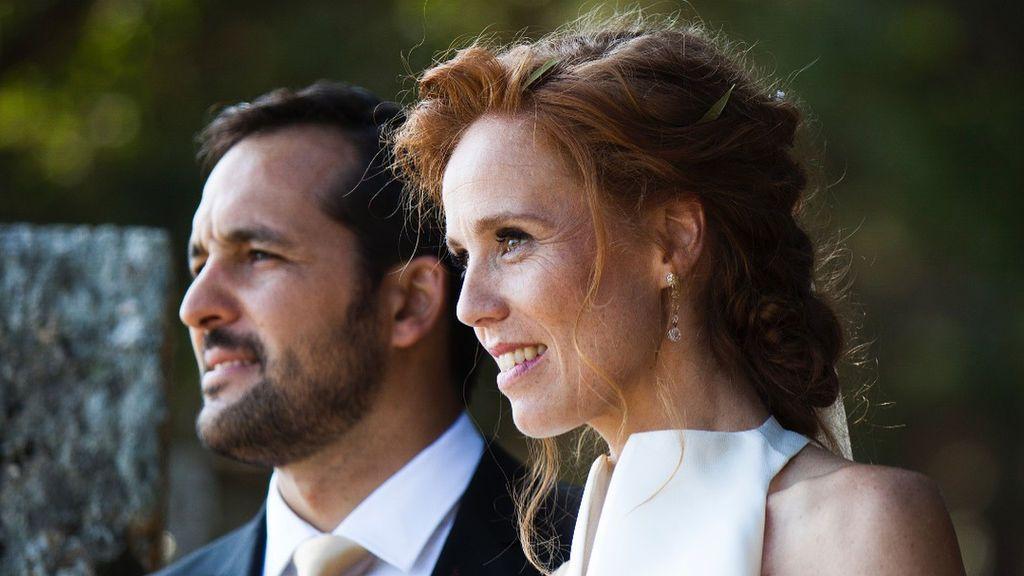 """La boda de ensueño de María Castro: """"Ha sido un día único"""""""