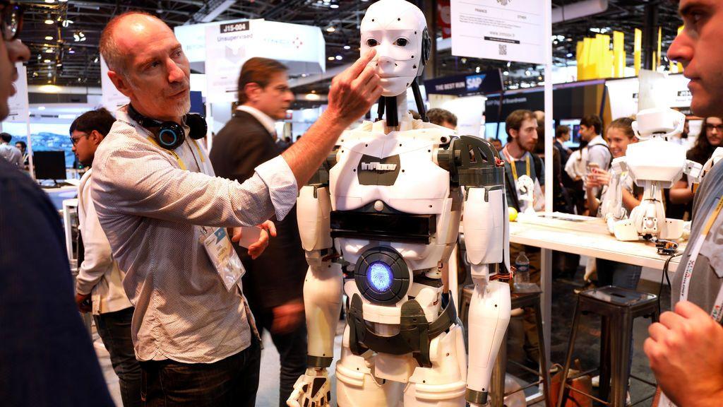 Trabajos creativos con un toque humano para hacer frente a la robotización