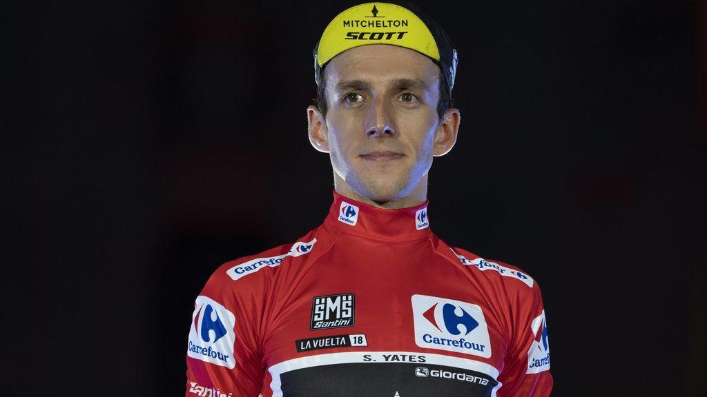 Simon Yates, nuevo campeón de la Vuelta a España