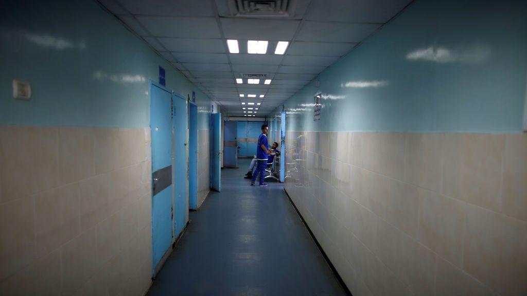 Alerta hospitalaria en Gaza: su principal hospital solo tiene combustible para una semana