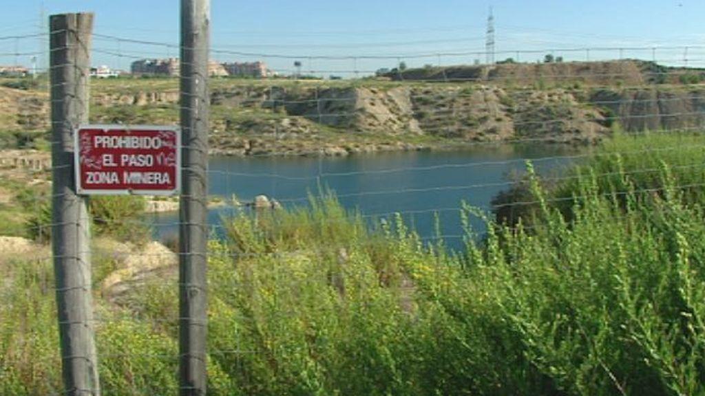 Muere con 21 años al saltar al agua en un lago prohibido en Madrid