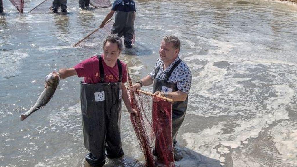 90 estrellas Michelín rinden homenaje a la Bahiía de Cádiz, donde se pesca de hace 2.000 años