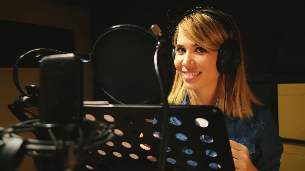 María Gómez es la 'voz en off' de 'Bienvenidos a mi hotel'.