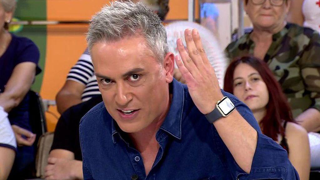 """Kiko Hernández: """"Miriam Saavedra se ha entrevistado con la madre biológica de Chabelita y va a utilizarlo en 'GH VIP"""""""