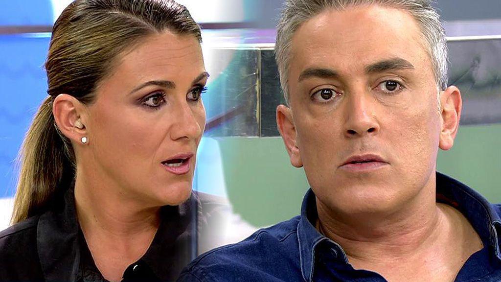 """Kiko H.: """"Me gustaría que 'Sálvame' cuente lo que Gustavo González le ha hecho a Carlota Corredera"""""""