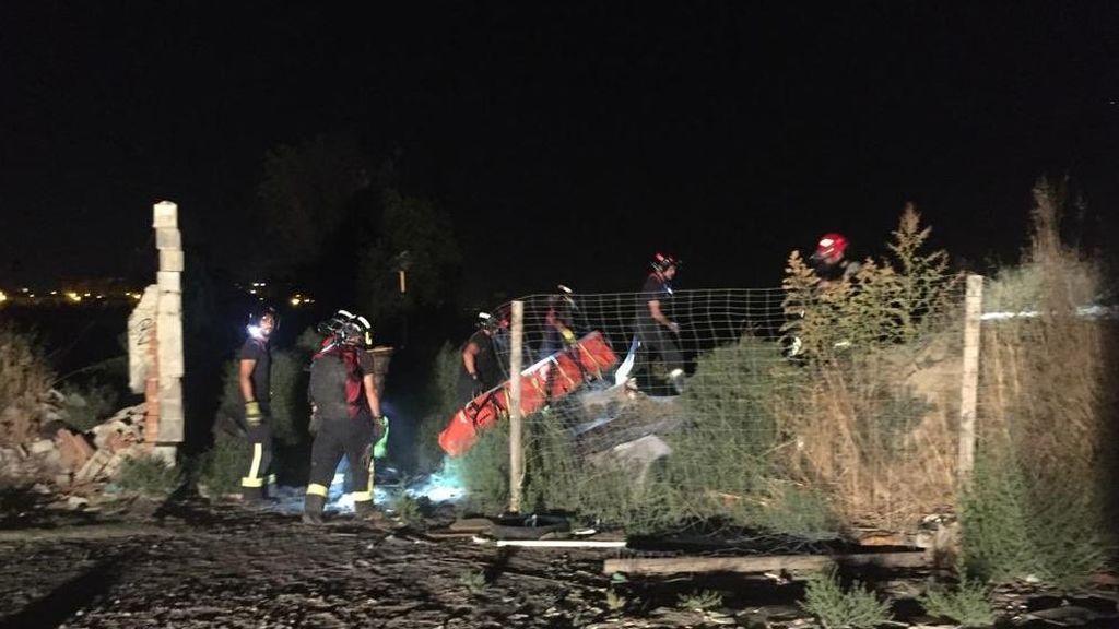Hallado el cadáver de un joven desaparecido al bañarse en una laguna de Vicálvaro (Madrid)