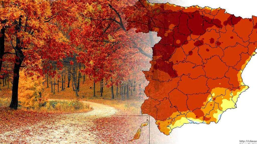 El verano acabará con mucho calor: hasta 15ºC por encima de lo normal el fin de semana